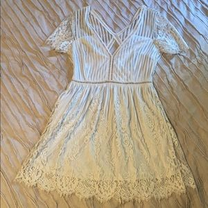 Forever 21 Dresses - Lace Cocktail Dress